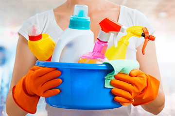 Higiene e Limpeza Doméstica